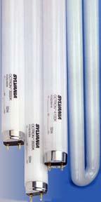 Sylvania Fluorescent Lamps